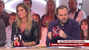 Caroline Ithurbide dans Il en Pense Quoi Matthieu - 04/11/16 - 27