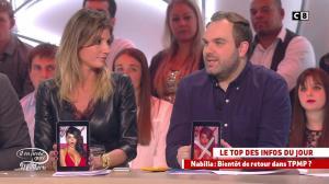 Caroline Ithurbide dans Il en Pense Quoi Matthieu - 04/11/16 - 28