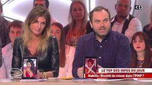 Caroline Ithurbide dans Il en Pense Quoi Matthieu - 04/11/16 - 29