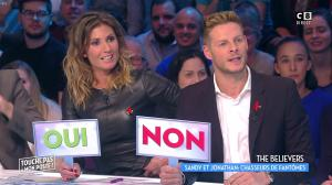 Caroline Ithurbide dans Touche pas à mon Poste - 01/12/16 - 07