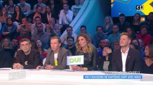 Caroline Ithurbide dans Touche pas à mon Poste - 01/12/16 - 09