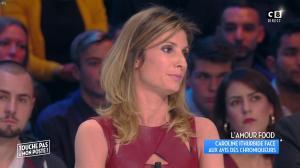 Caroline Ithurbide dans Touche pas à mon Poste - 06/12/16 - 02