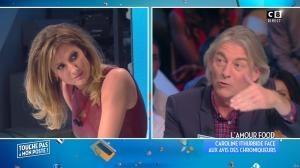 Caroline Ithurbide dans Touche pas à mon Poste - 06/12/16 - 04