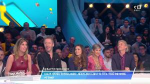 Caroline Ithurbide dans Touche pas à mon Poste - 06/12/16 - 07