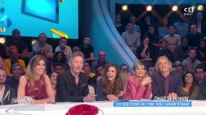 Caroline Ithurbide dans Touche pas à mon Poste - 06/12/16 - 08