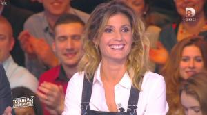 Caroline Ithurbide dans Touche pas à mon Poste - 08/01/16 - 01