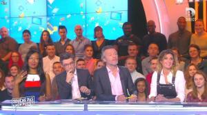 Caroline Ithurbide dans Touche pas à mon Poste - 08/01/16 - 02
