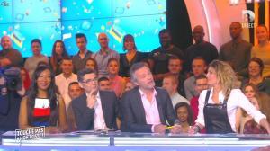 Caroline Ithurbide dans Touche pas à mon Poste - 08/01/16 - 03