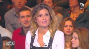 Caroline Ithurbide dans Touche pas à mon Poste - 08/01/16 - 04