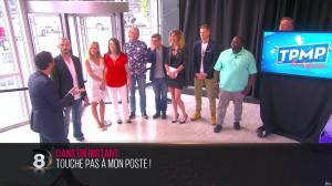 Caroline Ithurbide dans Touche pas à mon Poste - 08/06/16 - 02