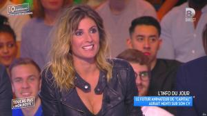 Caroline Ithurbide dans Touche pas à mon Poste - 08/06/16 - 05