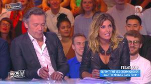 Caroline Ithurbide dans Touche pas à mon Poste - 08/06/16 - 07
