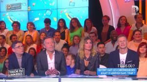 Caroline Ithurbide dans Touche pas à mon Poste - 08/06/16 - 08