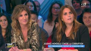 Caroline Ithurbide dans Touche pas à mon Poste - 09/12/16 - 09