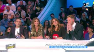 Caroline Ithurbide dans Touche pas à mon Poste - 09/12/16 - 10