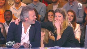 Caroline Ithurbide dans Touche pas à mon Poste - 15/01/16 - 02
