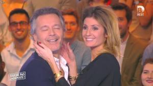 Caroline Ithurbide dans Touche pas à mon Poste - 15/01/16 - 03