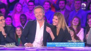 Caroline Ithurbide dans Touche pas à mon Poste - 15/01/16 - 04