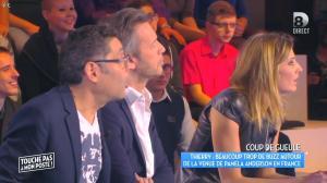 Caroline Ithurbide dans Touche pas à mon Poste - 22/01/16 - 04