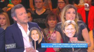 Caroline Ithurbide dans Touche pas à mon Poste - 22/01/16 - 05
