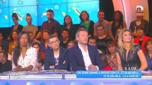 Caroline Ithurbide dans Touche pas à mon Poste - 22/01/16 - 06