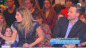 Caroline Ithurbide dans Touche pas à mon Poste - 22/01/16 - 07