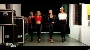 Caroline Receveur dans Danse avec les Stars - 19/11/16 - 02
