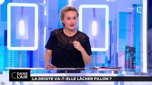 Caroline Roux dans C dans l'Air - 01/02/17 - 01