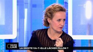 Caroline Roux dans C dans l'Air - 01/02/17 - 10