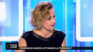 Caroline Roux dans C dans l'Air - 03/01/17 - 01