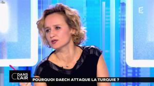 Caroline Roux dans C dans l'Air - 03/01/17 - 04