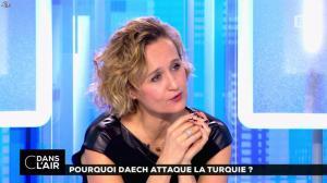 Caroline Roux dans C dans l'Air - 03/01/17 - 09