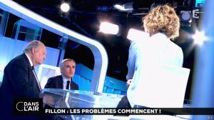 Caroline Roux dans C dans l'Air - 05/01/17 - 01