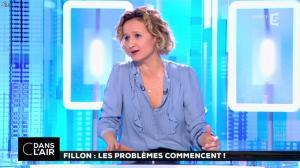 Caroline Roux dans C dans l'Air - 05/01/17 - 02