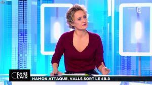 Caroline Roux dans C dans l Air - 15/12/16 - 01