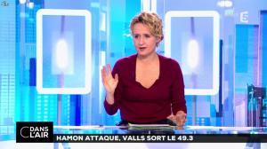 Caroline Roux dans C dans l Air - 15/12/16 - 02