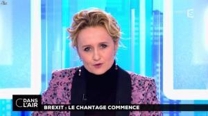Caroline Roux dans C dans l'Air - 18/01/17 - 01