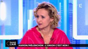 Caroline Roux dans C dans l'Air - 20/02/17 - 12