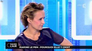 Caroline Roux dans C dans l'Air - 21/02/17 - 08
