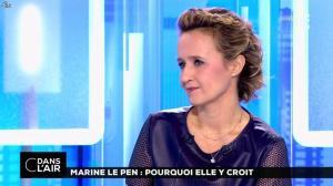 Caroline Roux dans C dans l'Air - 21/02/17 - 11
