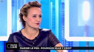 Caroline Roux dans C dans l'Air - 21/02/17 - 14