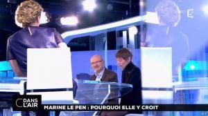 Caroline Roux dans C dans l'Air - 21/02/17 - 23
