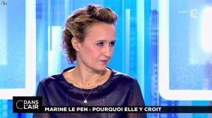 Caroline Roux dans C dans l'Air - 21/02/17 - 29