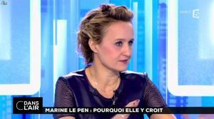 Caroline Roux dans C dans l'Air - 21/02/17 - 38