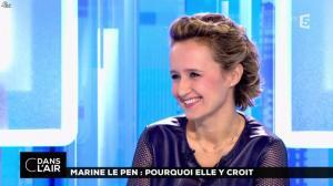 Caroline Roux dans C dans l'Air - 21/02/17 - 42