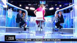 Caroline Roux dans C dans l Air - 24/11/16 - 05