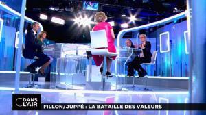 Caroline Roux dans C dans l Air - 24/11/16 - 06