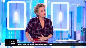 Caroline Roux dans C dans l'Air - 25/01/17 - 01