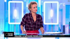 Caroline Roux dans C dans l Air - 25/01/17 - 02