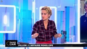 Caroline Roux dans C dans l Air - 25/01/17 - 04